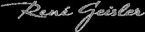 René Geisler – Schmuckmomente –Logo-Sign